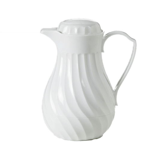 Coffee server white